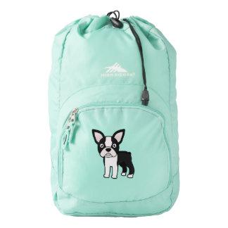 Cute Boston Terrier High Sierra Backpack
