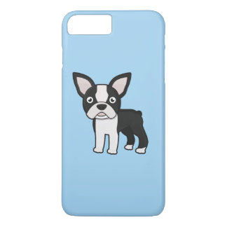 Cute Boston Terrier iPhone 7 Plus Case