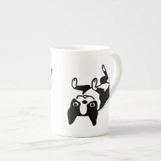 Cute Boston Terrier Tea Cup