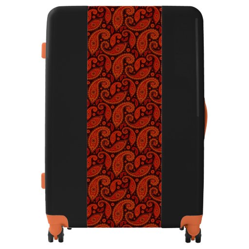 Cute bown swirl paisley patterns Case-Mate iPhone  Luggage
