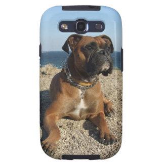 Cute Boxer Dog  Samsung Galaxy Case Galaxy S3 Case