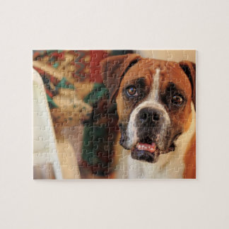 Cute Boxer Jigsaw Puzzles