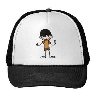 Cute Boy and Girl Mesh Hat