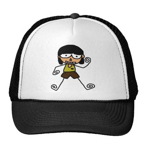 Cute Boy and Girl Mesh Hats