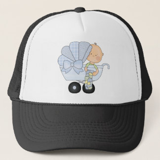 Cute Boy Trucker Hat