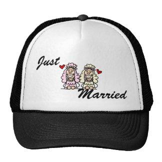 Cute Brides Trucker Hat