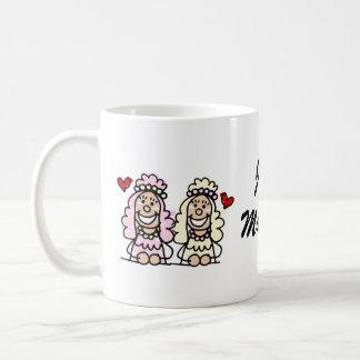 Cute Brides Coffee Mugs