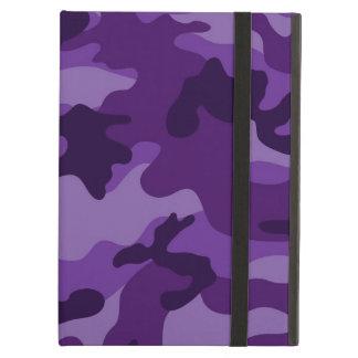 Cute Bright Purple Camo, Camouflage Case For iPad Air