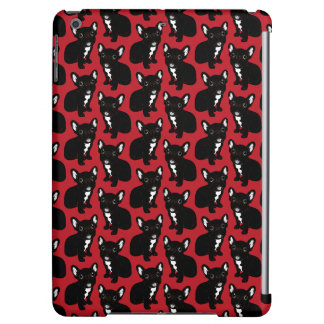 Cute Brindle Frenchie Puppy Cover For iPad Air