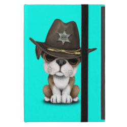 Powis iCase iPad Mini Case with Kickstand with Bulldog Phone Cases design