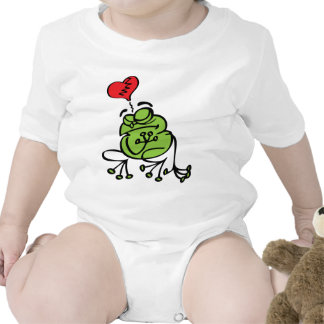 Cute Broken Heart, Anti Valentine's Day Frog T Shirts