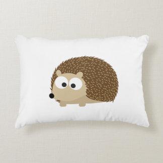 Cute Hedgehog Pillows - Decorative & Throw Pillows Zazzle