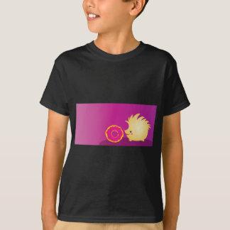 cute brown hedgehog T-Shirt