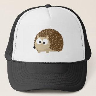 Cute Brown Hedgehog Trucker Hat