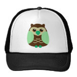 Cute Brown Owl Hats