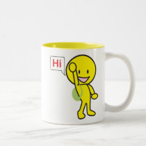 Cute Bubble back to School Mug
