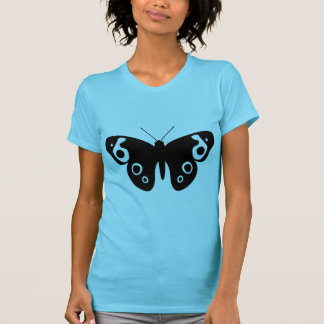 Cute Buckeye Butterfly Custom T-Shirt