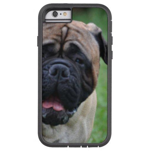 Cute Bullmastiff iPhone 6 Case