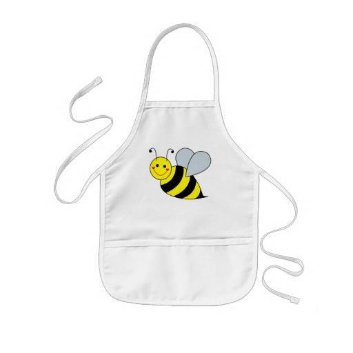 Cute Bumble Bee Apron
