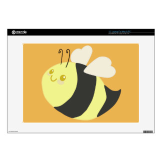 Cute Bumble Bee Decal For Laptop
