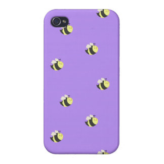 Cute Bumble Bee Cases For iPhone 4