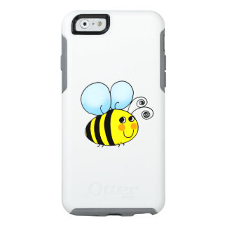 cute bumble bee OtterBox iPhone 6/6s case