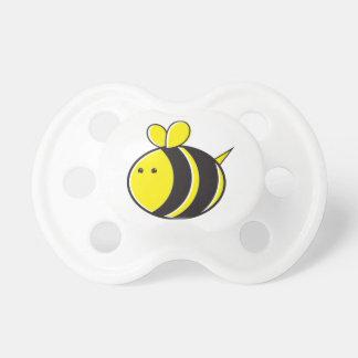 Cute bumble bee pacifier