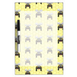 Cute Bumble Bee Pattern Dry-Erase Whiteboards