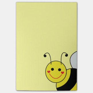Cute Bumble Bee Post-it Notes