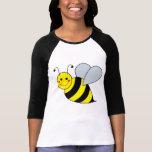 Cute Bumble Bee T Shirts