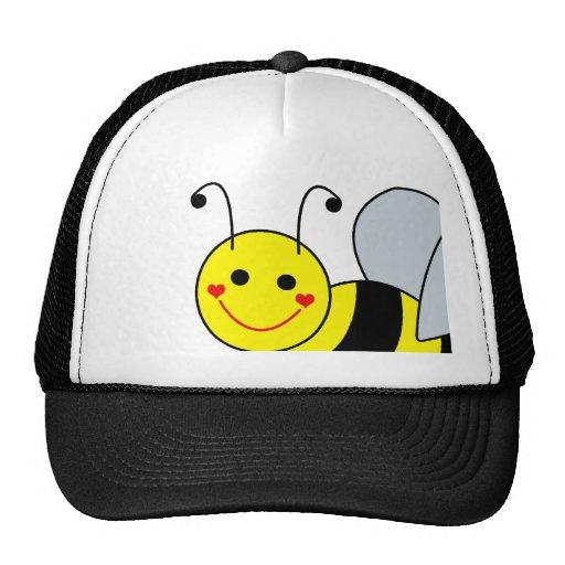 Cute Bumble Bee Trucker Hat