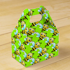 Cute Bumblebee Favor Box