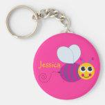 Cute Bumblebee Keychains