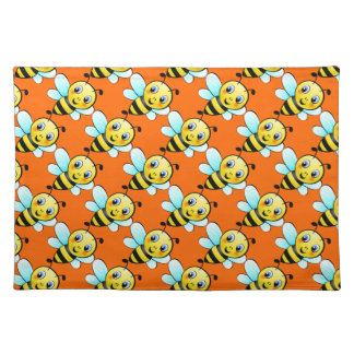 Cute Bumblebee Placemat