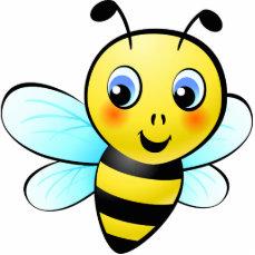 Cute Bumblebee Statuette