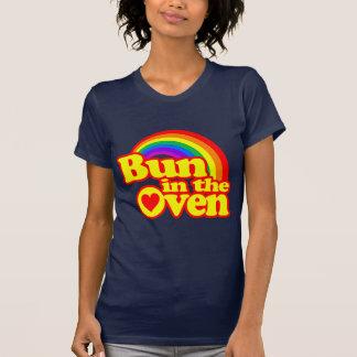 Cute! Bun In The Oven T Shirt