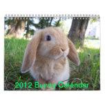 Cute Bunnies Wall Calendar