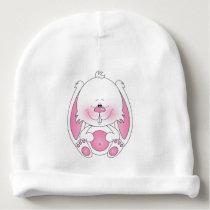 Cute Bunny Cartoon Baby Beanie