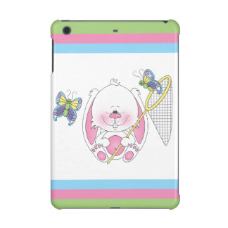 Cute Bunny Cartoon iPad Mini Covers