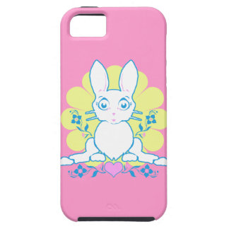 Cute bunny iPhone 5 covers