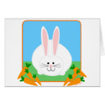 Cute Bunny Greeting Cards