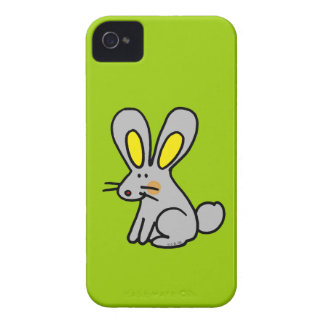 Cute bunny iPhone 4 cover