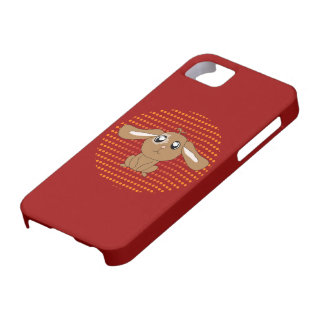 Cute Bunny iPhone 5 Cover