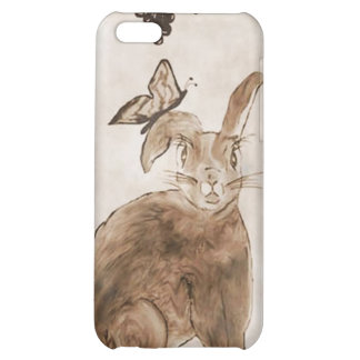 Cute Bunny iPhone 5C Cover