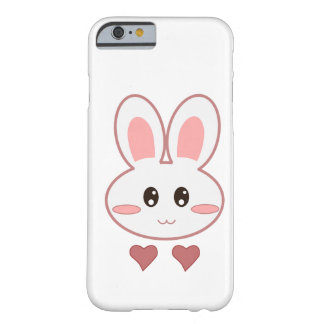 Cute Bunny Love Barely There iPhone 6 Case