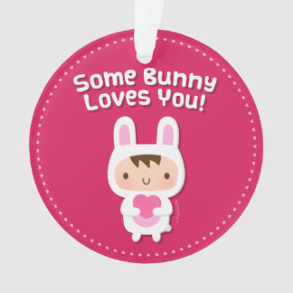 Cute Bunny Loves You Love Confession