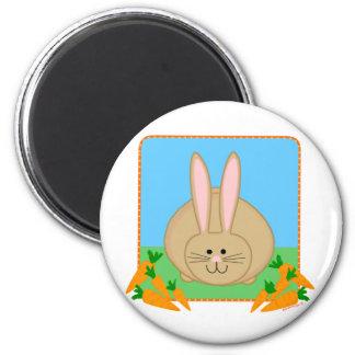 Cute Bunny Magnet