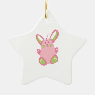Cute Bunny Ornaments