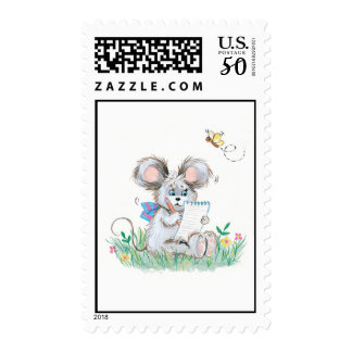 Cute Bunny Postage