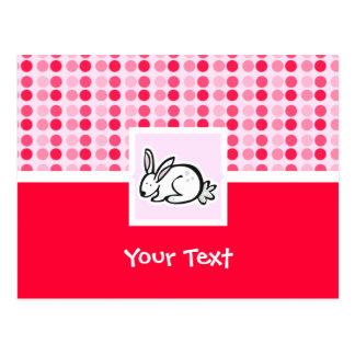 Cute Bunny Postcard